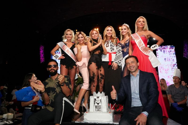«MISS BLONDE UKRAINE-2018»